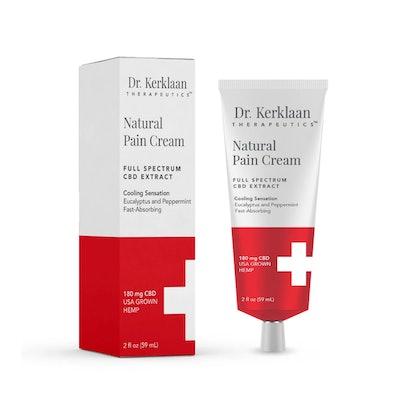 Natural CBD Pain Cream