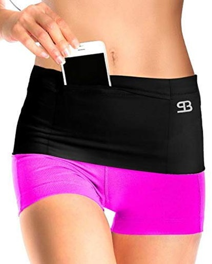 Stashbandz Unisex Travel/Running Belt
