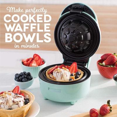 DASH Waffle Bowl Maker