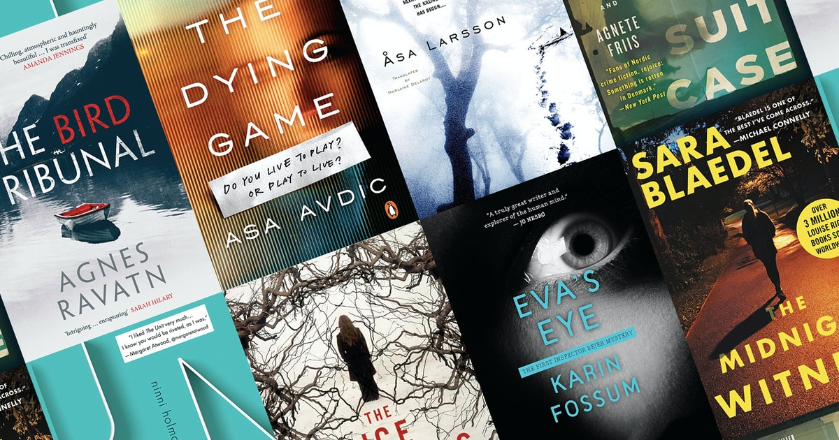 15 Creepy Scandinavian Novels By Women To Read This Spooky Season