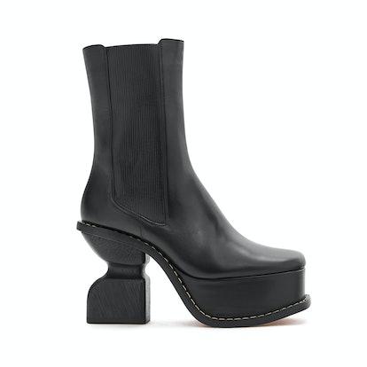 Platform Boot 100 Black