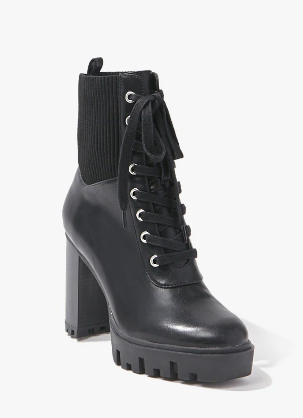 Combo Ankle Boots