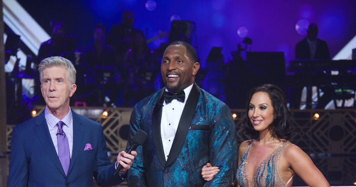 Ray Lewis Was Injured On 'DWTS' & His Season Might Have Been Cut Short