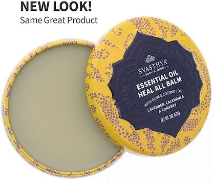 Svasthya Essential Oil Heal-All Balm