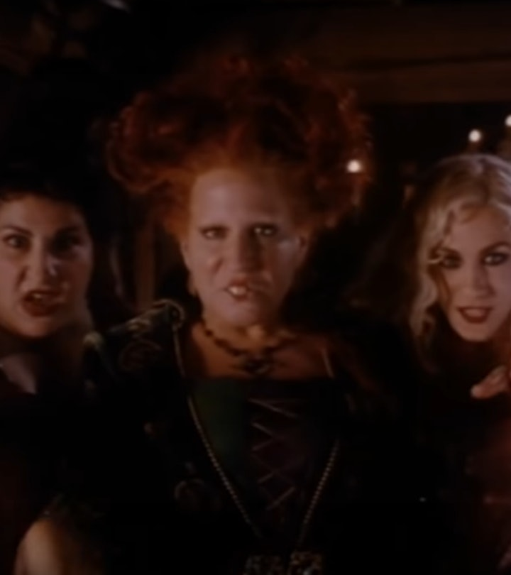 'Hocus Pocus' contains some subject matter that parents will want to review before deciding if it's ...