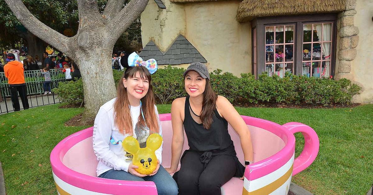 30 Captions For Disneyland Teacups That Are Tea-rrific