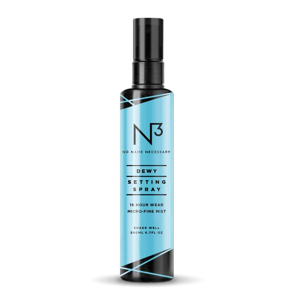 N3 No Name Necessary Dewy Makeup Setting Spray
