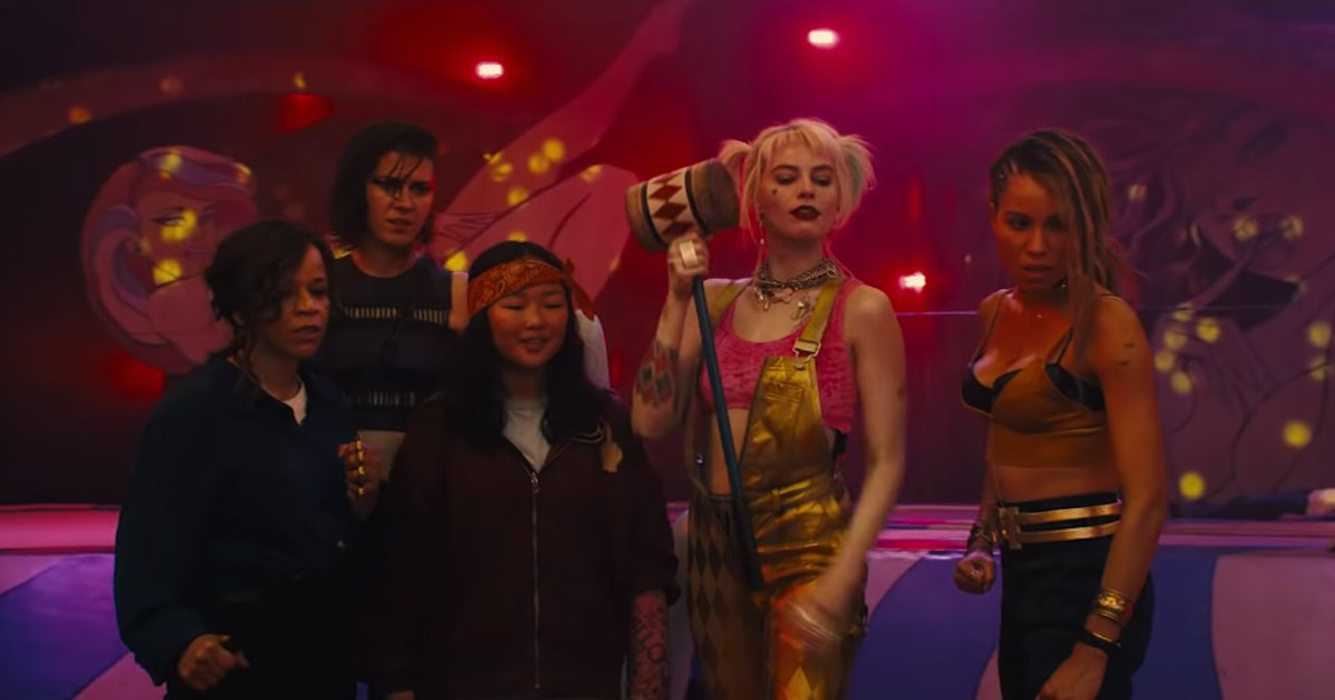 The Birds Of Prey Trailer Finds Harley Quinn Looking For A Fresh Start Video