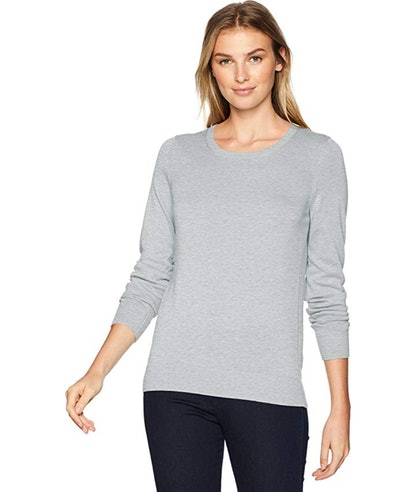 Amazon Essentials Women's Lightweight Crewneck Sweater