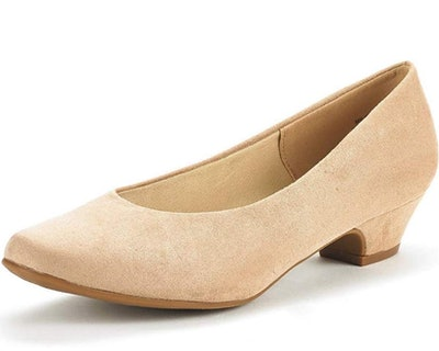 DREAM PAIRS Women's Mila Heel
