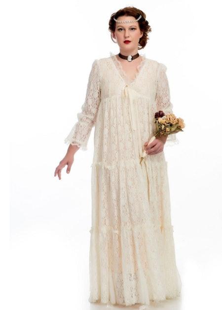 Plus Sized Lost Gown Soul