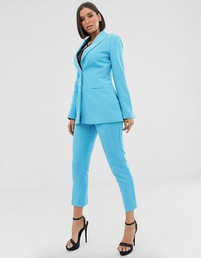 ASOS DESIGN Pop Suit in Blue