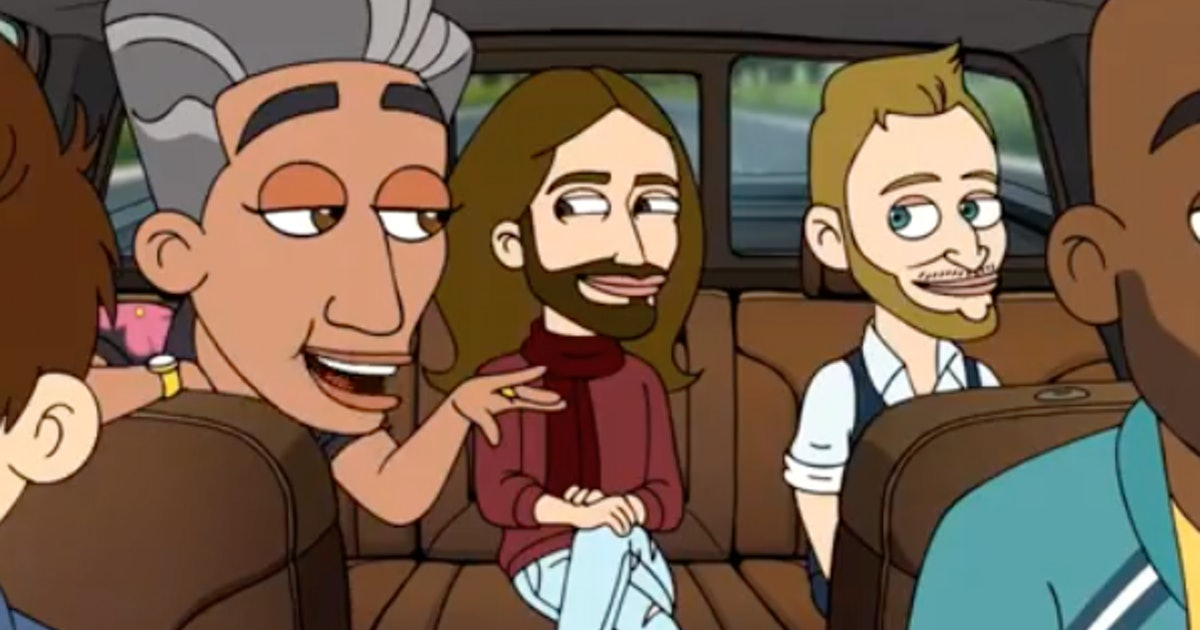 The 'Queer Eye' Parody On 'Big Mouth' Finally Gives Bobby Berk Some Credit
