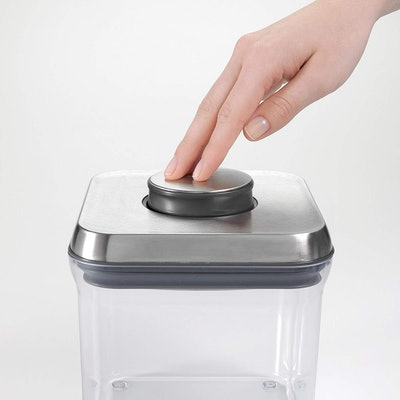 OXO Steel Airtight POP Container