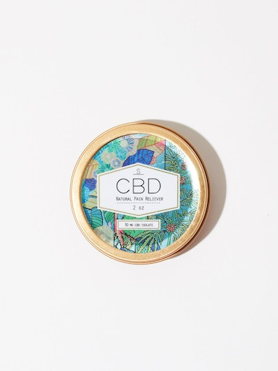 CBD Natural Pain Reliever