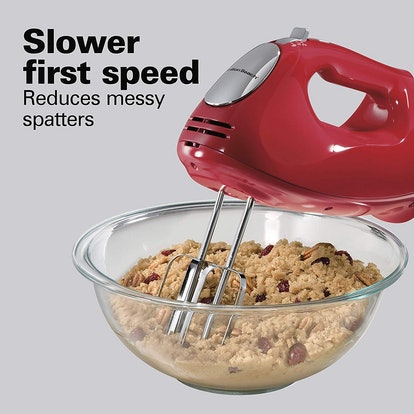 Hamilton Beach 6-Speed Electric Hand Mixer
