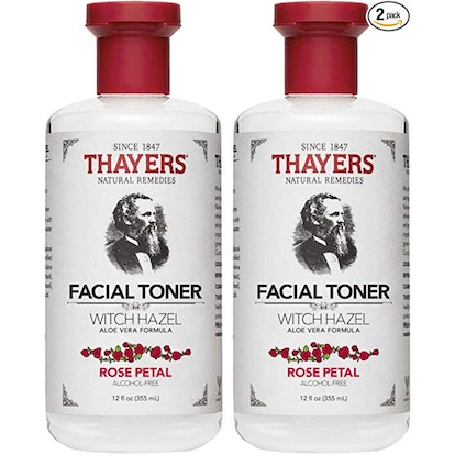 Thayers Rose Petal Witch Hazel With Aloe Vera (2-Pack)