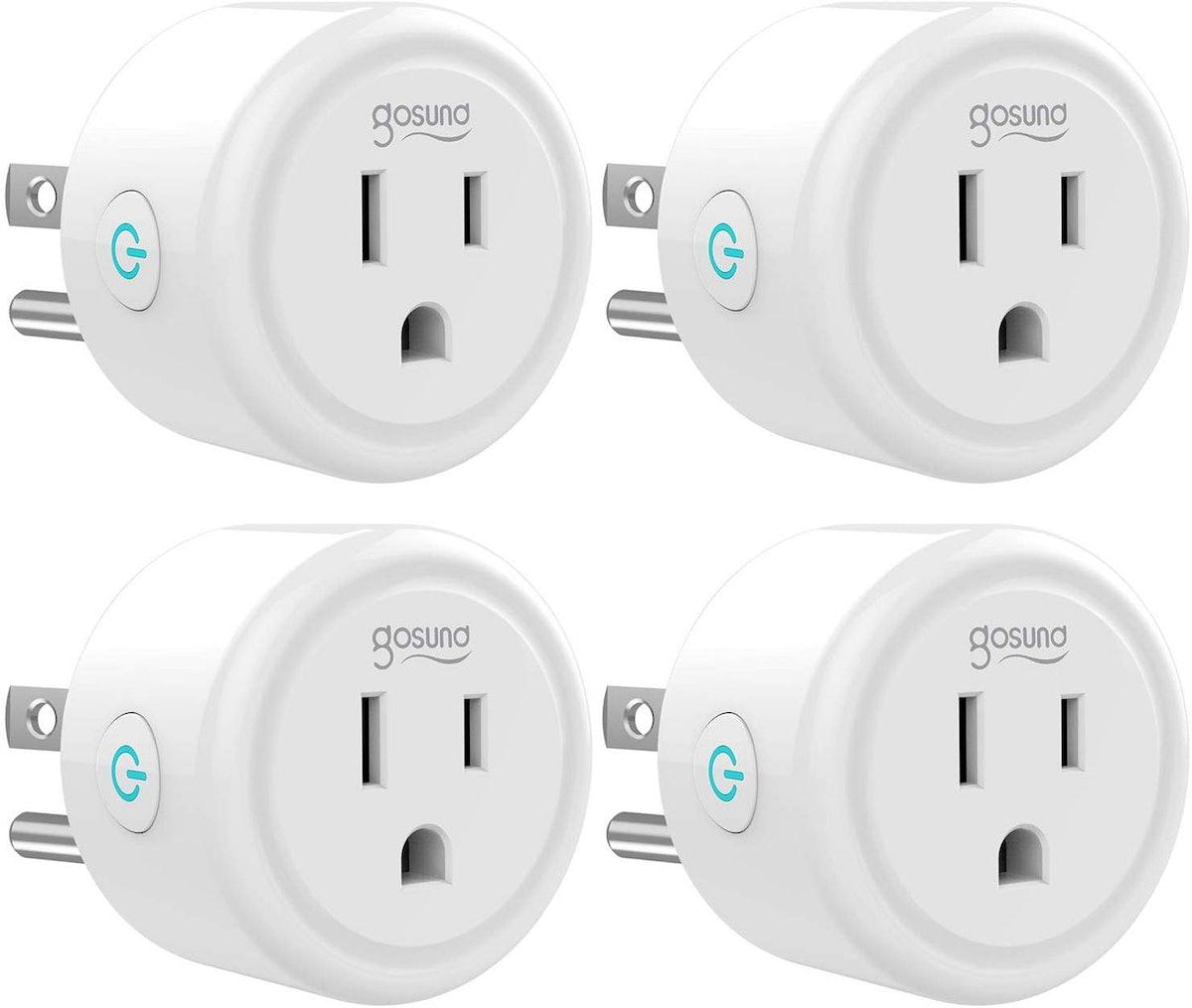 TanTan Smart Plugs (4-Pack)