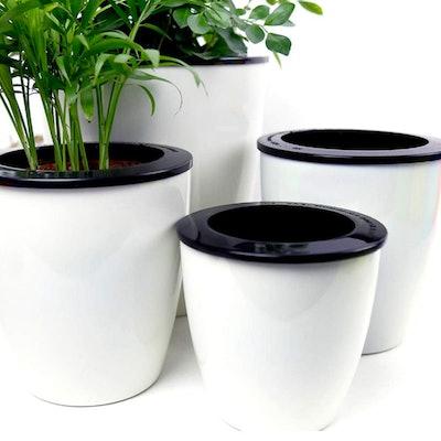Mkono Self-Watering Planter (3-Pack)