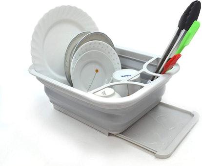 SAMMART Collapsible Dish Drainer