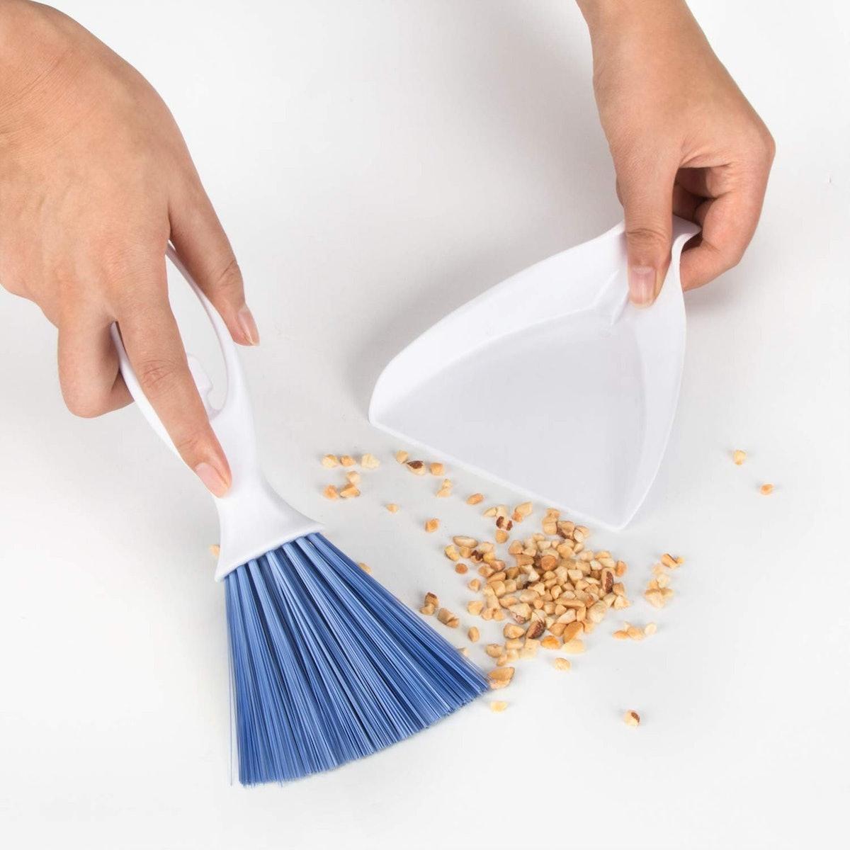 RIZON Hand Broom And Dustpan Set