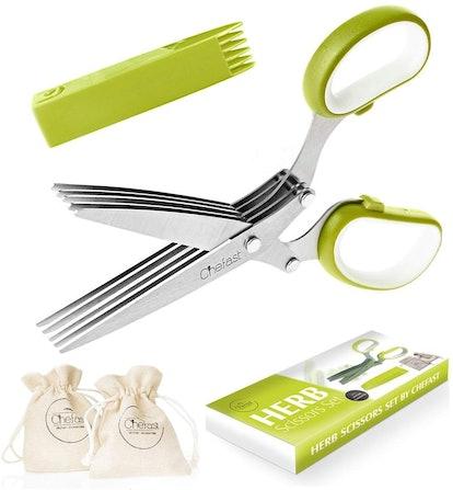 Chefast Herb Scissors Set