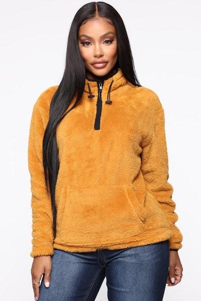 FashionNova Cozy With You Jacket