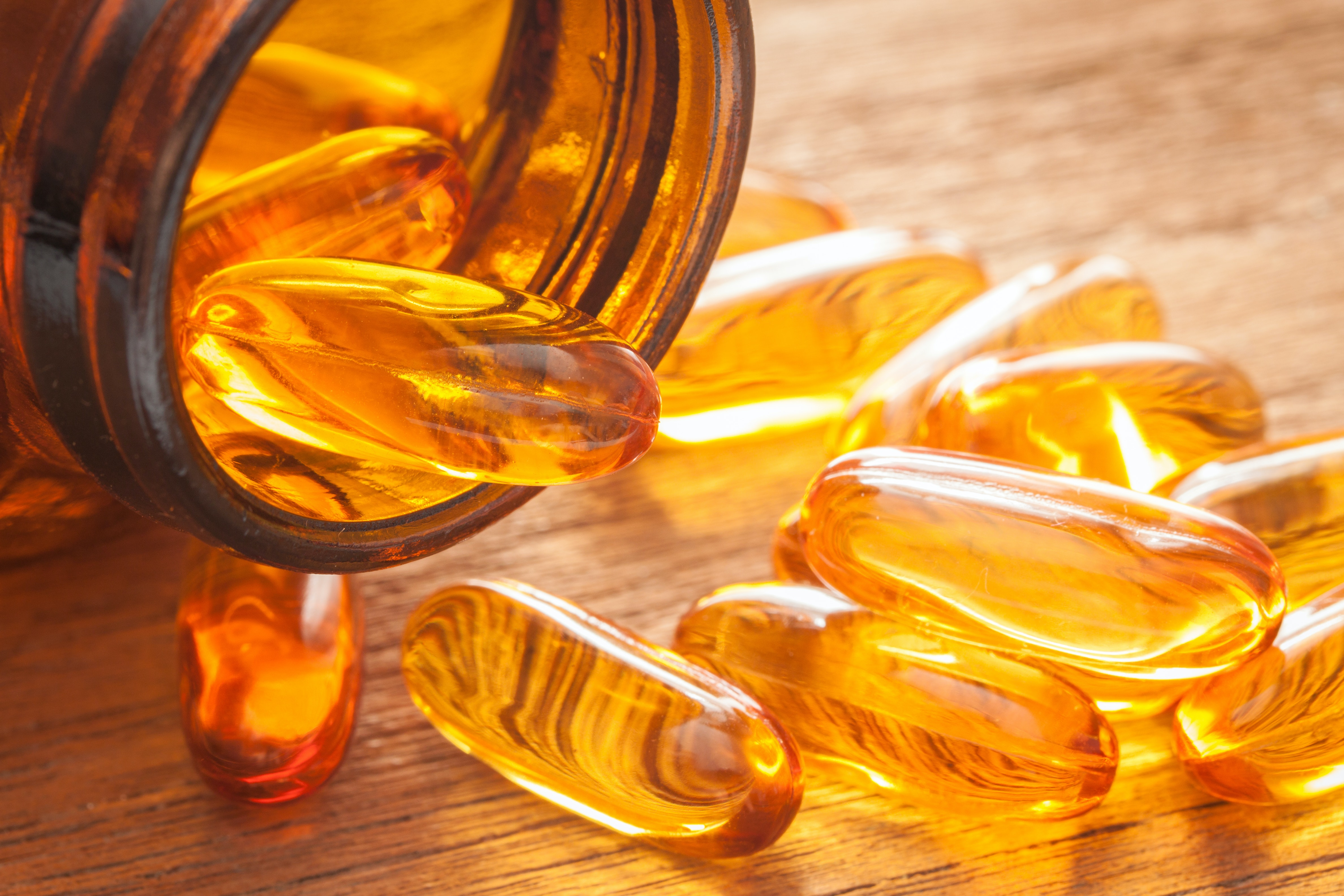 The Benefits Of Fish Oil According To Experts