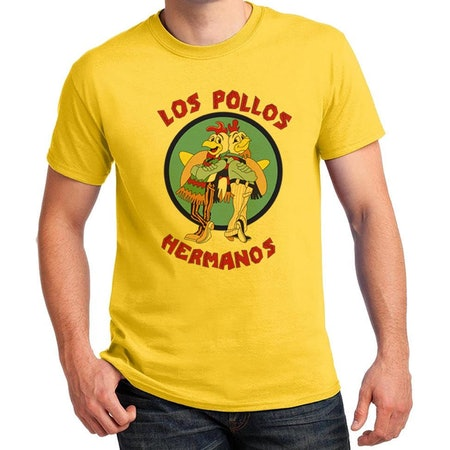 Spruce Mount Pollos Hermanos Shirt