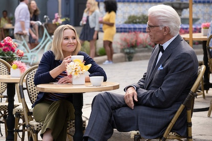 Eleanor and Michael in The Good Place.