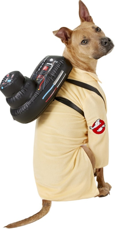 Ghostbuster Jumpsuit Dog & Cat Costume