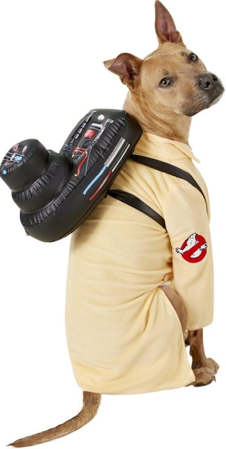 Ghostbuster Jumpsuit Dog & Cat Costume