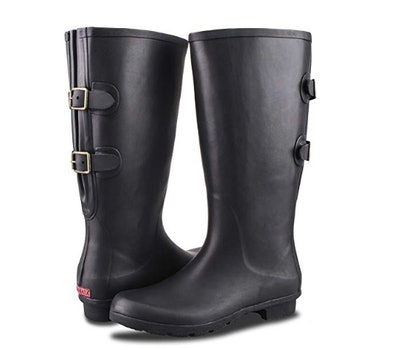 Rahata Wide Calf Rain Boot