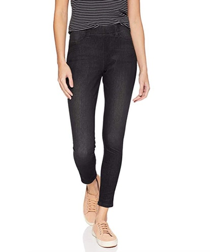 Amazon Essentials Skinny Stretch Pull-On Knit Jegging