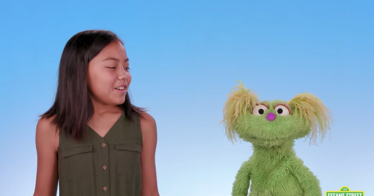 'Sesame Street' introduces Karli, a muppet whose mom struggles with addiction