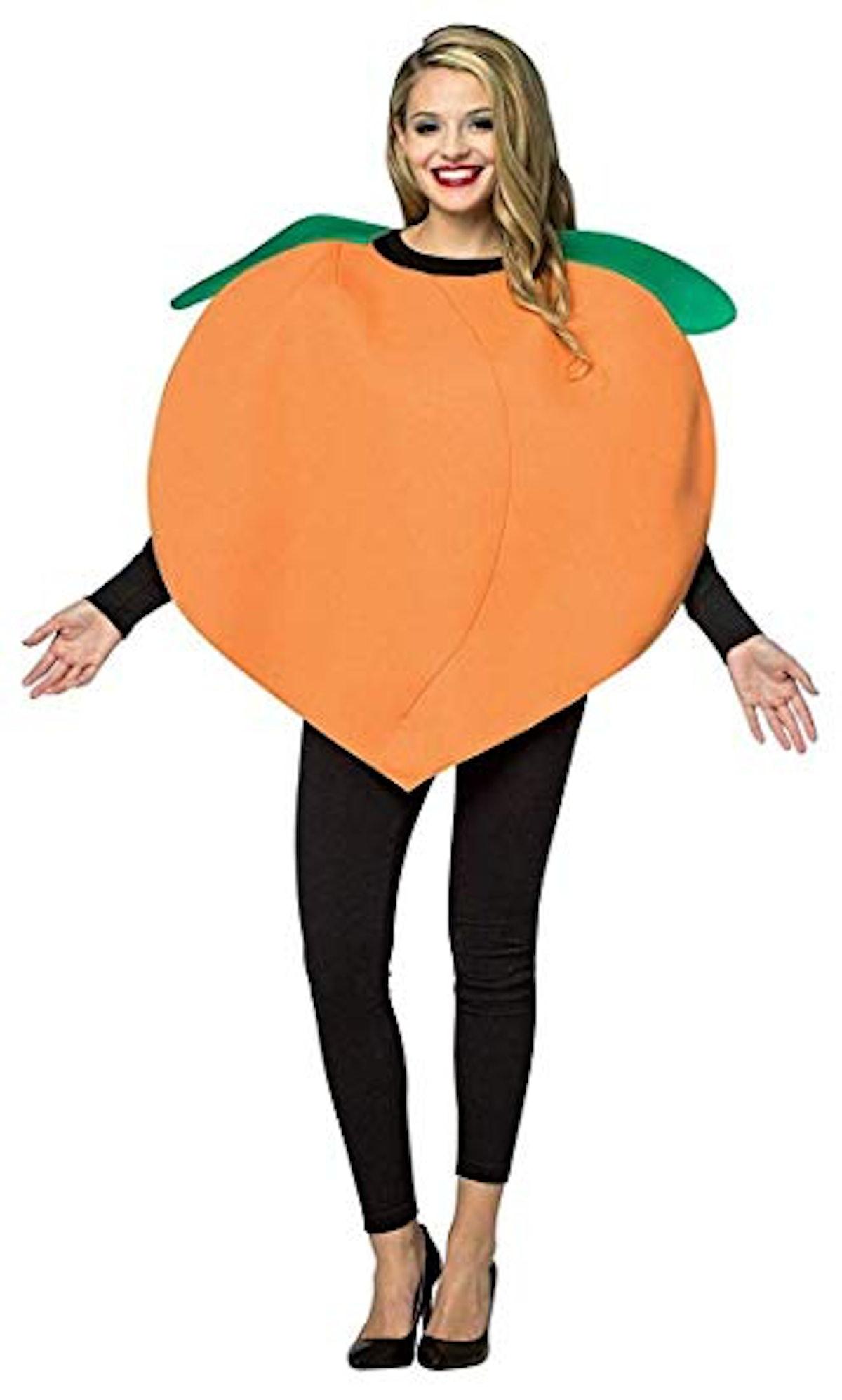 Rasta Imposta Adult Peach Costume