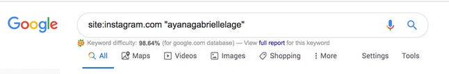 If all else fails, you can always use this Google hack to see what you've been tagged in on Instagram.