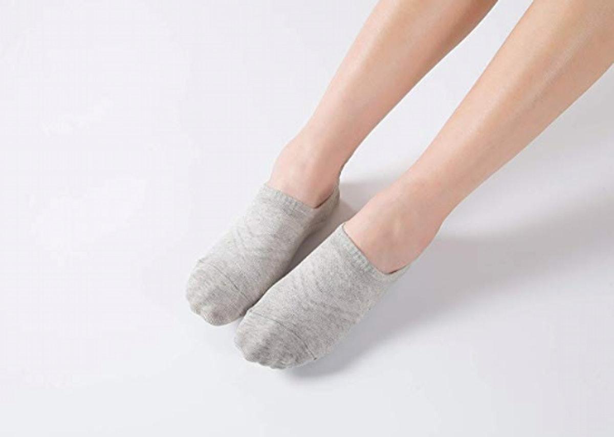 QOVOQ No Show Socks (15 Pairs)