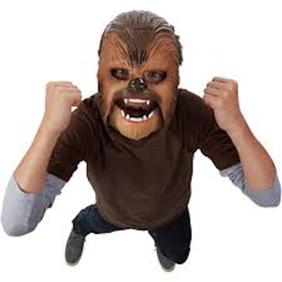 Star Wars The Force Awakens Chewbacca Mask