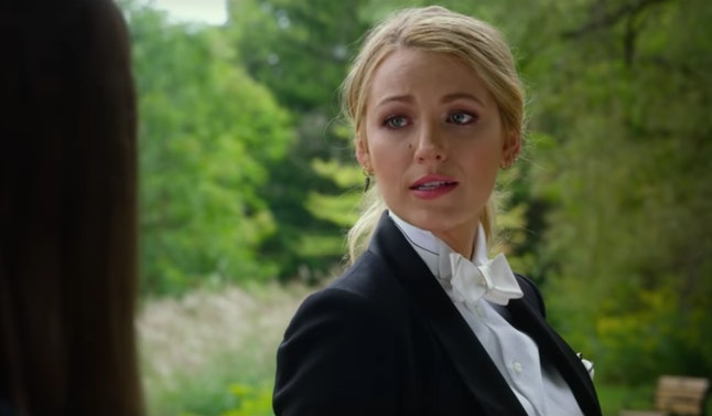 Blake Lively costars with Anna Kendrick in A Simple Favor, based on the novel by Darcey Bell