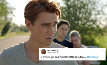 The tweets about Fred's death in 'Riverdale' are so emotional