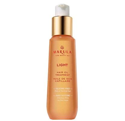 Light Hair Treatment & Styling Oil