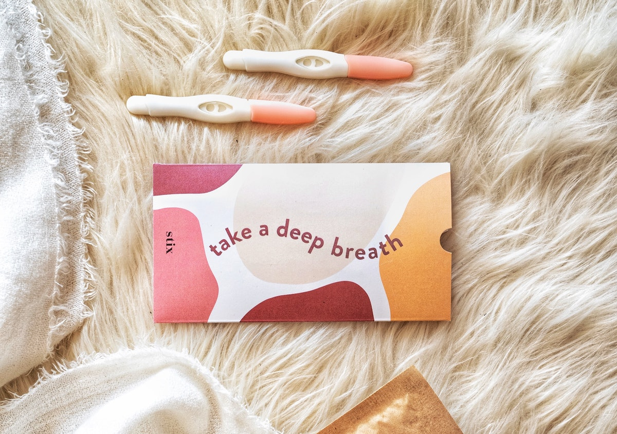 Stix pregnancy tests are shipped right to your door in a discreet envelope.