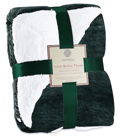 Genteele Sherpa Blanket