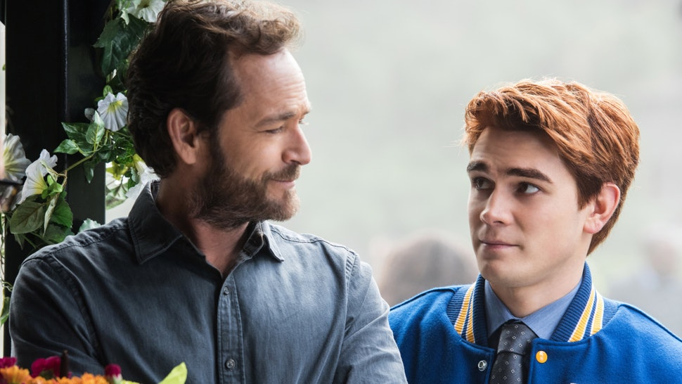 'Riverdale' dedicated the Season 4 premiere to Luke Perry.