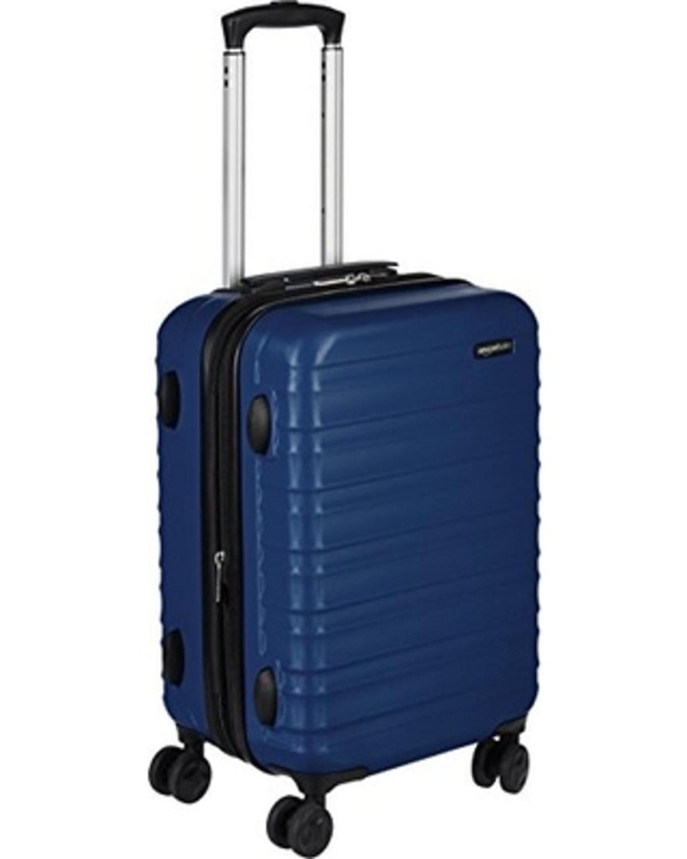 AmazonBasics Carry-On Spinner Suitcase