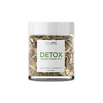Detox Cleansing + Purifying Facial Steam Tea