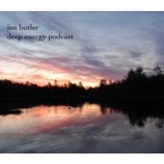 Jim Butler's Deep Energy podcast is an hour-long soundscape of ambient, new age music and sounds.