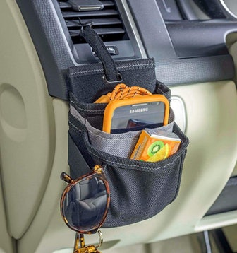 High Road Car Vent Cell Phone Holder With Charging Port