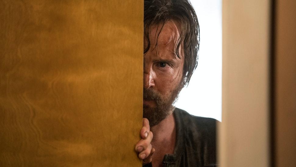 Aaron Paul as Jesse Pinkman in El Camino, A Breaking Bad Movie